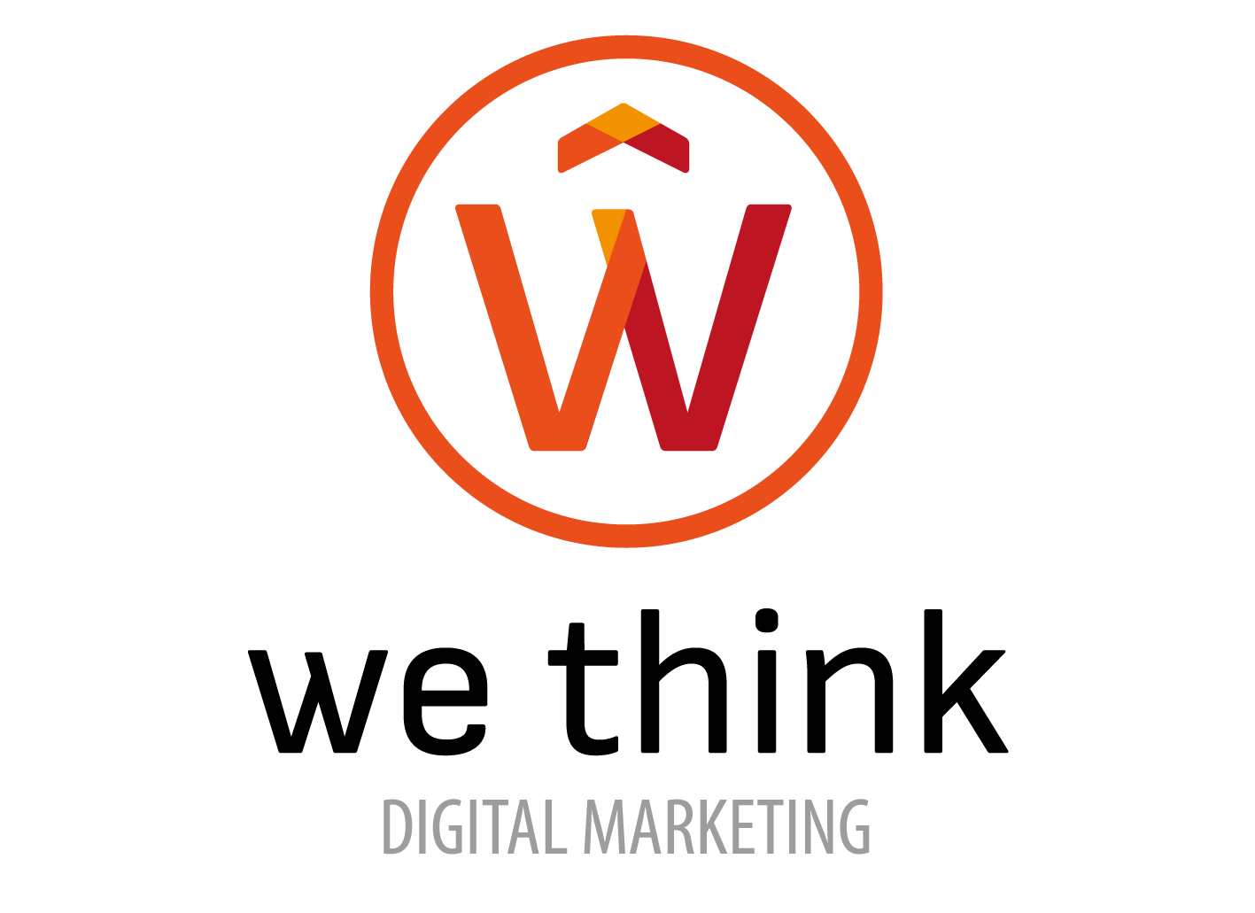 We Think  digital marketing